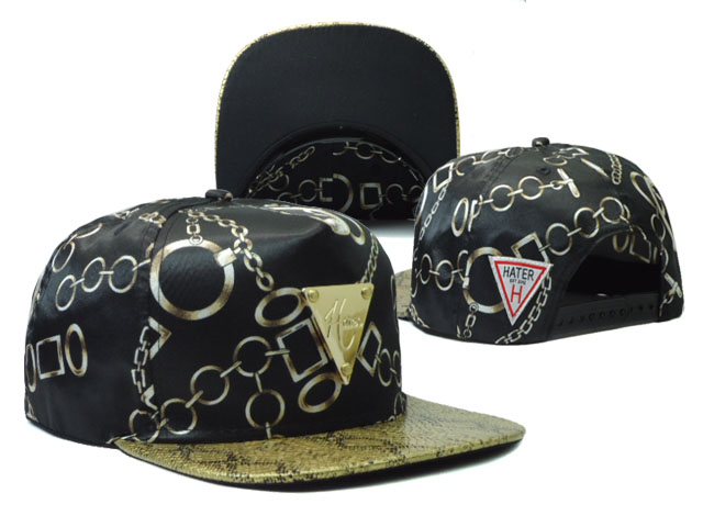 HATER Snapbacks Hat SF 02